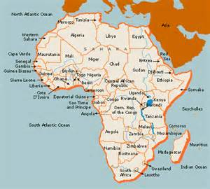 Africa River Map by Pics Photos Africa Maps With Rivers Africa Maps With