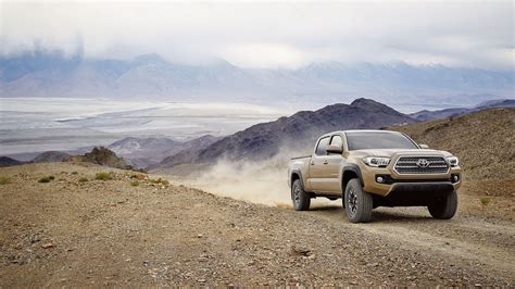 Dickdyer Toyota 2016 Toyota Tacoma Redesigned Truck Dyer Toyota