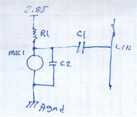 what does bias resistor do lifier how do i determine blocking capacitor and bias resistor values for an electret