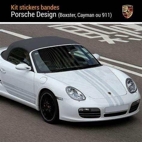 Porsche Aufkleber by Porsche Design Complet Decals Complet Set
