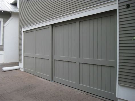 sliding garage doors river restorations custom designs and handcrafts doors