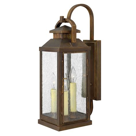 buy the revere large outdoor wall sconce by manufacturer