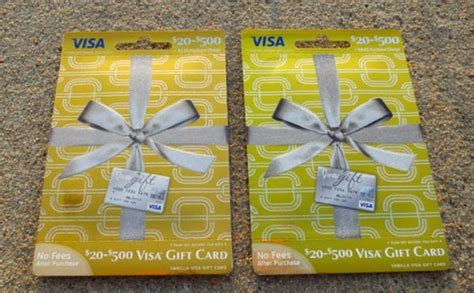 Can You Reload A Visa Gift Card - you can still buy vanilla gift cards at cvs million mile secrets