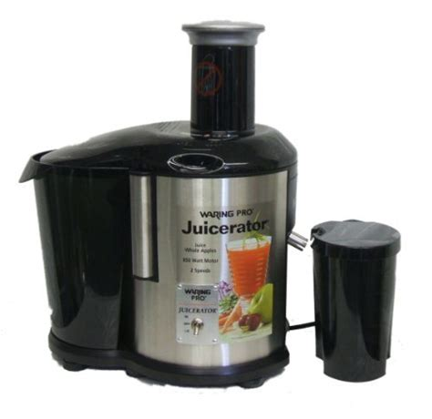Juicer Homzace review waring pro we900sa juice extractor professional home juicer review