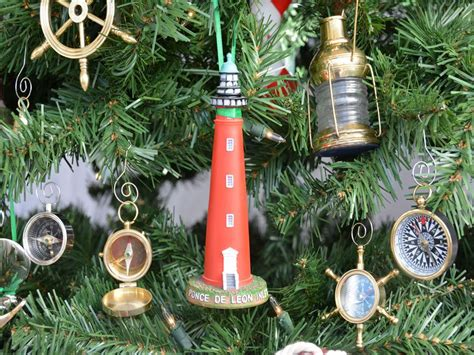 buy ponce de leon lighthouse christmas tree ornament
