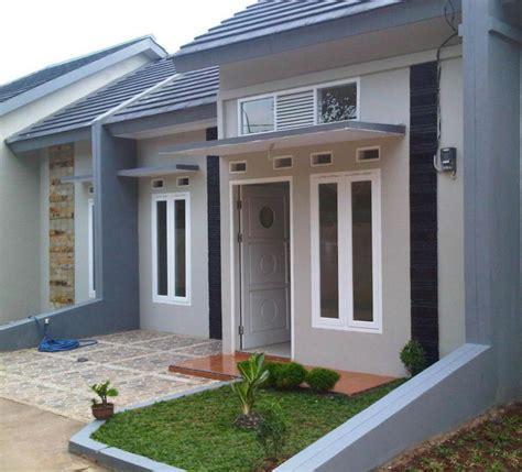 gambar model desain teras rumah minimalis terbaru