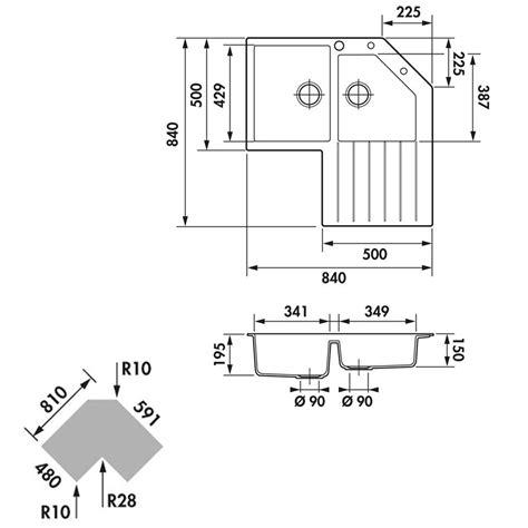 Supérieur Amenagement Meuble Sous Evier #10: I-Grande-9978-evier-d-angle-granit-blanc-schock-lokti-2-bacs-1-egouttoir.net.jpg