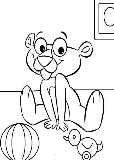 pink panther coloring pages pink panther coloring pages for printable