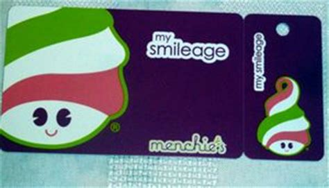 Menchies Gift Cards - gift card menchie s smileage card menchie s frozen yogurt canada my smileage