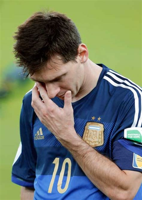 2014 world cup golden ball winner did lionel messi fifa world cup messi shocker did worst player win golden