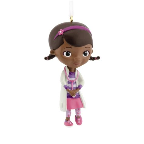 disney doc mcstuffins christmas ornament seasonal
