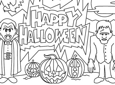 colouring pages happy halloween happy halloween coloring pages printable festival