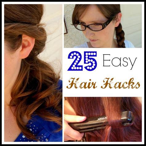 simple hairstyles hacks frozen hair tutorials elsa and anna hacks