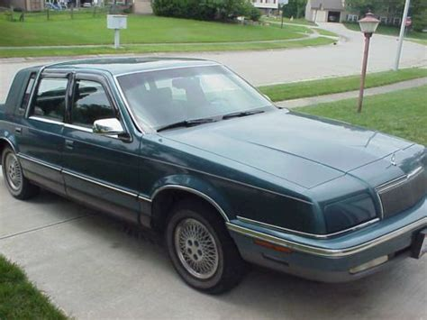 how to sell used cars 1993 chrysler new yorker parking system find used 1993 chrysler 5th ave in miamisburg ohio united states for us 3 000 00