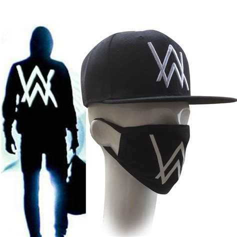 alan walker mask music dj alan walker cosplay accessory set of sweater