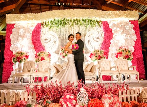 damai indah golf pik wedding decoration 2 joelle decoration