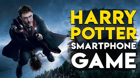 harry potter mobile go devs new harry potter for mobile