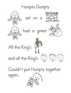 more fun with nursery rhymes kindergarten nana
