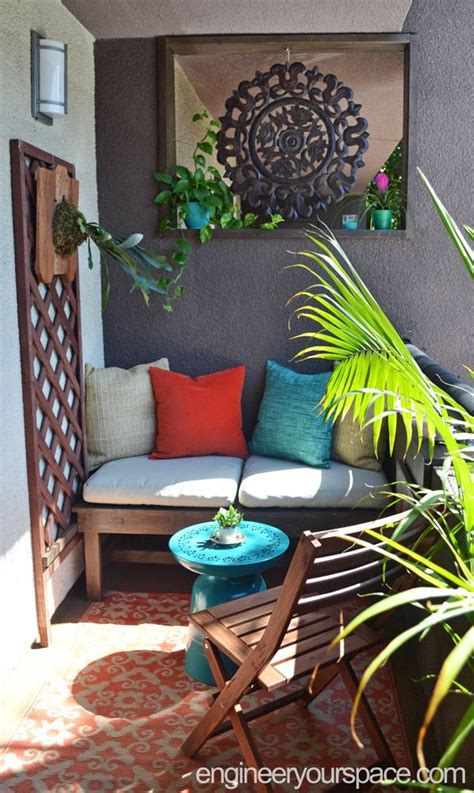 diy small apartment balcony 233 best images about balcony inspiration on pinterest