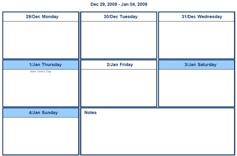 one week calendar template word officehelp template 00047 calendar templates 2014