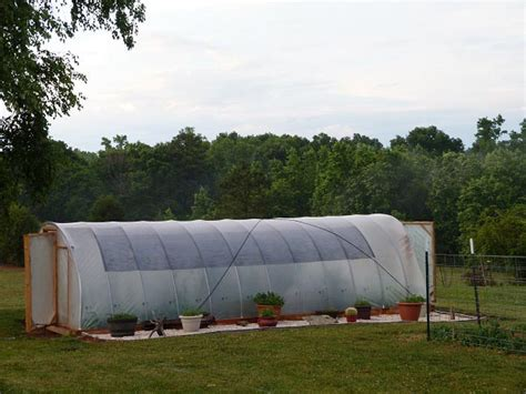 hoop house greenhouse plans 12 hoop house plans to enjoy gardening throughout winter the self sufficient living