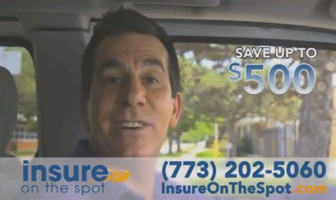 tv commercials   years insure   spot