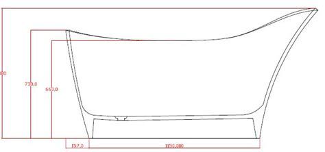 hauteur robinetterie baignoire baignoire ilot en solid surface borsa pbmw007 marque