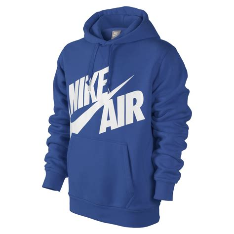 Hoodie Air Logo nike air oversized logo s hoodie sports fashion