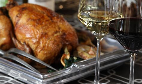 traditional thanksgiving dinner ideas wine country table