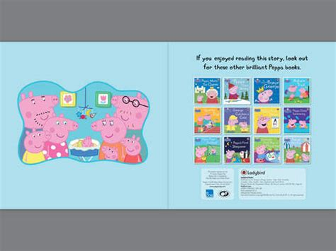 libro peppa goes to london peppa pig george and the noisy baby por penguin books ltd en ibooks