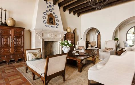 spanish style decor how to achieve a spanish style