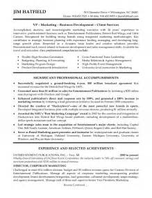 Corporate Real Estate Director Sle Resume by Corporate Marketing Executive Resume