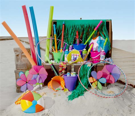 Summer Party Decorations by Summer Party Supplies From Dollar Tree Clever Housewife