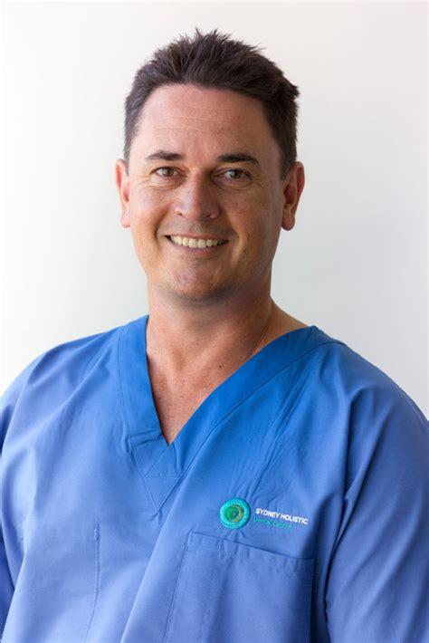 Dr Craig our team of dentists sydney holistic dental centre