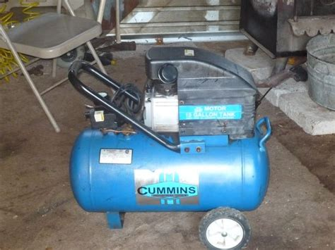 13 gallon air compressor espotted