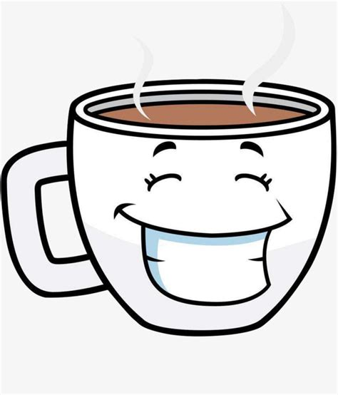 cartoon coffee mug coffee mug cartoon love cup coffee cup cup png image