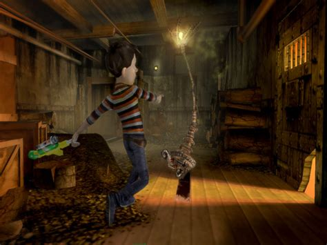 monster house gcn gamecube game profile news