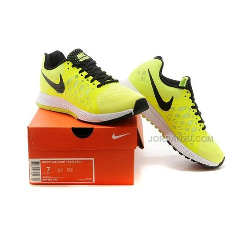 running shoes yellow nike zoom pegasus 31 womens running shoes lemon yellow