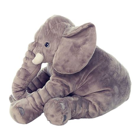 Baby Elephant Pillow by Lovely Baby Children Elephant Doll Pillow Soft Plush Stuff
