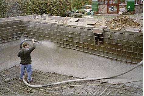 diy inground concrete pool how to build a swimming pool diy