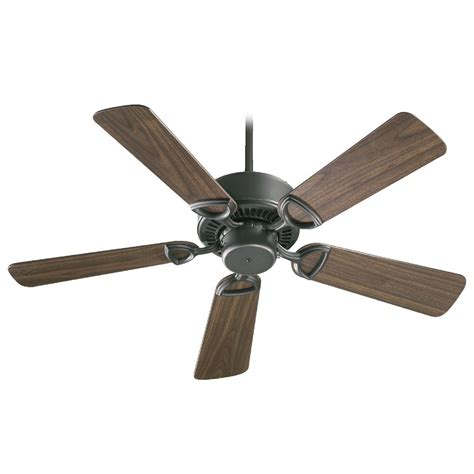 ceiling fan without light kit lighting quorum lighting estate old world ceiling fan