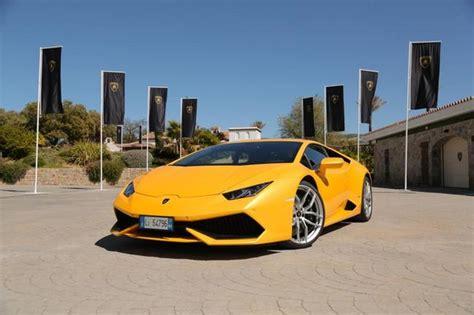 Lamborghini School Lamborghini Launches Performance Driving School In Us