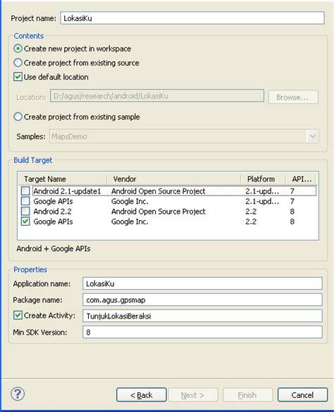 tutorial xml marker tutorial android menilkan lokasi gps pada google map