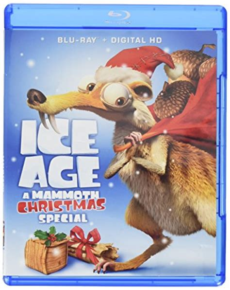 ice age mammoth christmas cast ice age a mammoth christmas special cast and characters