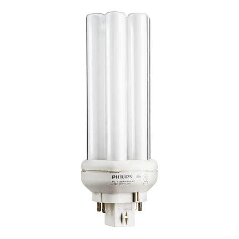 Lu Led Philips Bulb 13w philips 26 watt gx24q 3 pl t cfl amalgam 4 pin