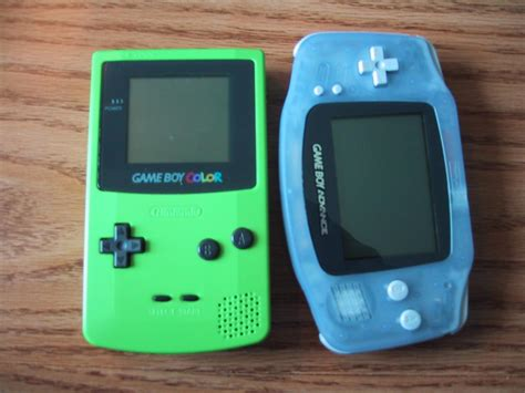 gameboy advance color gba pictures