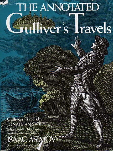 gulliver s travels books the annotated 174 gulliver s travels