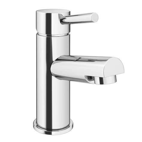 Plumbing Mixer Taps by Cruze Mono Basin Mixer With Waste Chrome At