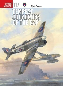 tempest squadrons of the raf osprey publishing