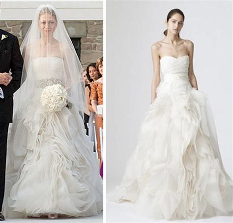 Chelsea Clinton Wedding Dresses by Khloe Preowned Wedding Dresses